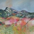 Towards Kaapse Hoop - Oil on canvas 765mm x 915mm