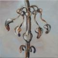 Botanicals II - oil on canvas - 200mm x 200mm