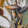 Strelitzia - oil on canvas - 765mm x 600mm