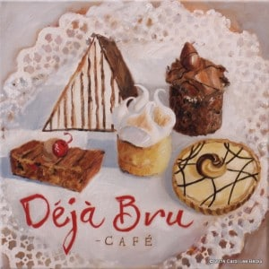 Tea, Coffee and cakes
