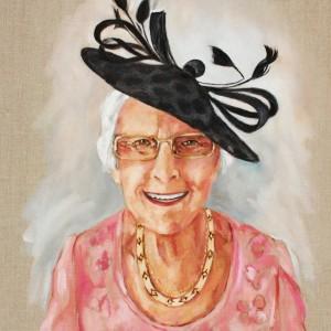 A Portrait of Nana